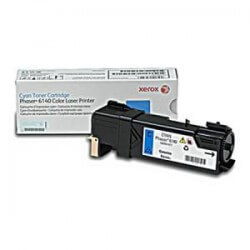cyan toner, 2000p for Phaser 6140