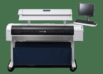 Xerox 7142 Echipament multifunctional digital format A0 COLOR