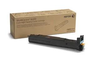 106R01317 Toner capacitate mare cyan pentru WorkCentre 6400