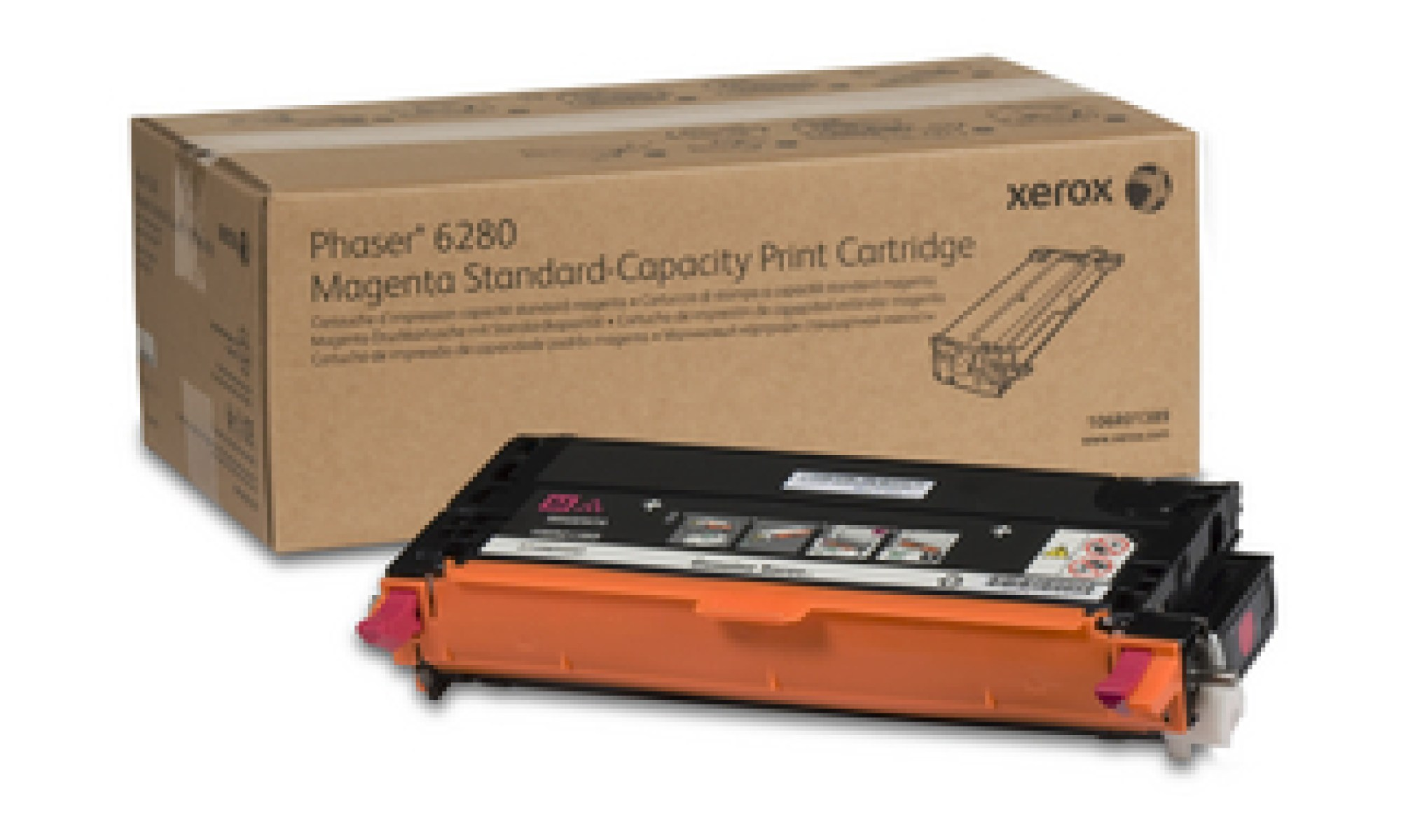 106R01389 Toner capacitate mica magenta pentru Phaser 6280
