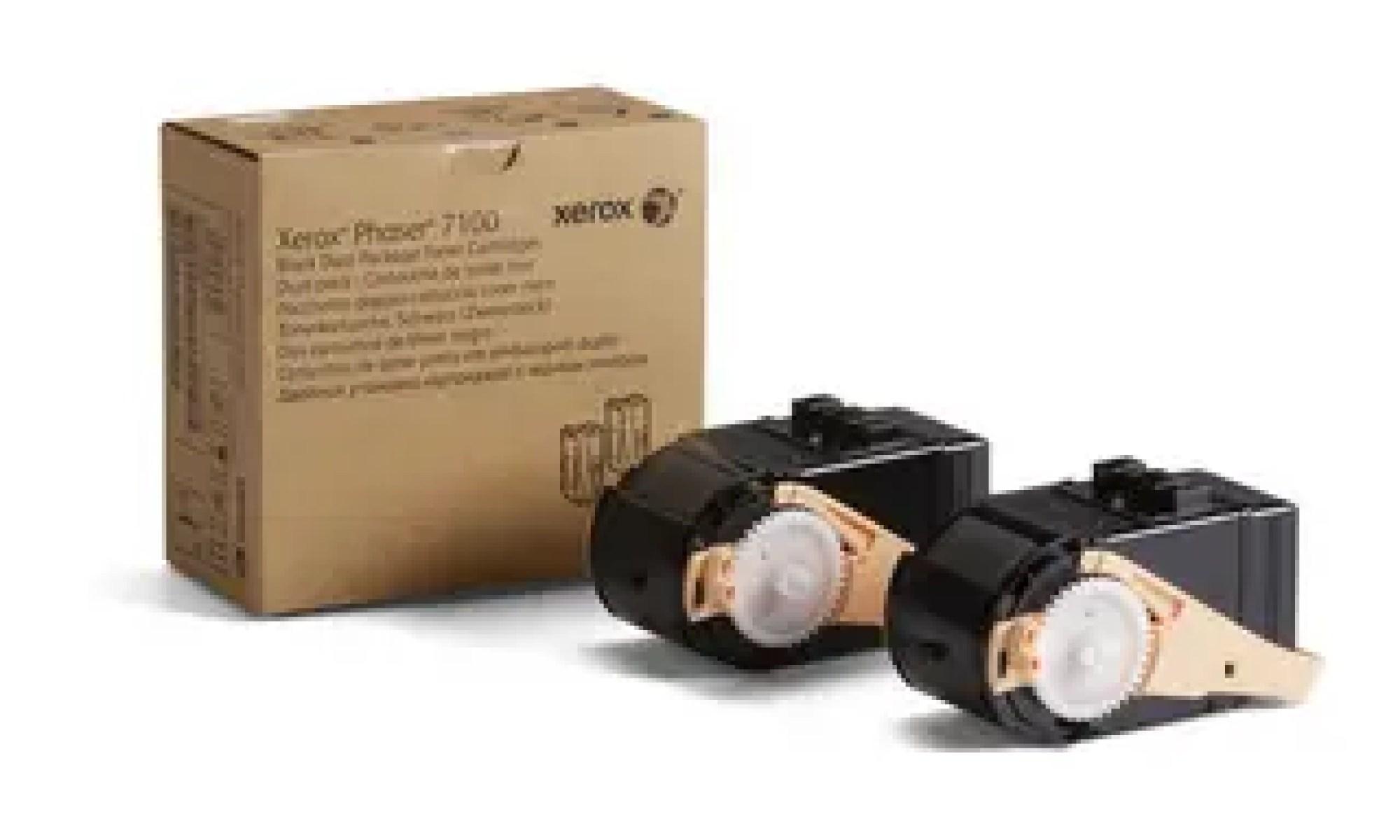 106R02612 Toner capacitate mare black pentru Phaser 7100