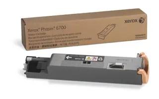 108R00975 Recipient toner rezidual pentru Phaser 6700