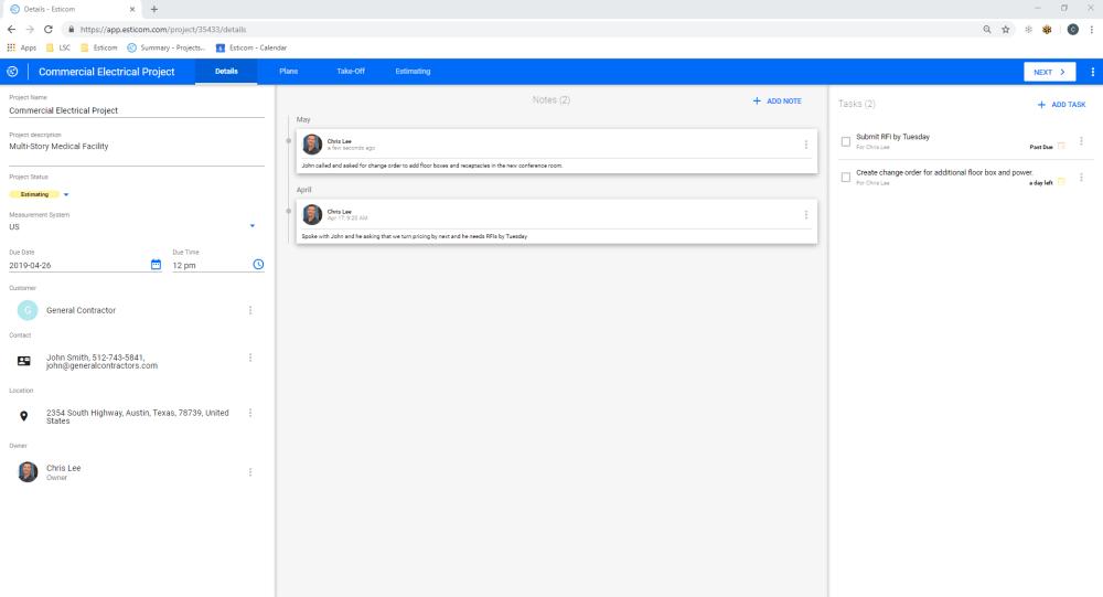 medium resolution of project details