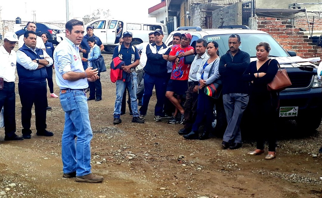 Asegura Navarro: Guanajuato necesita su atlas de riesgos