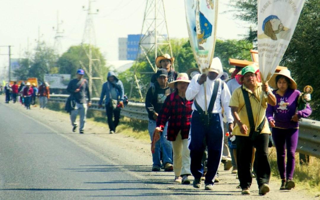 Comienza operativo para dar apoyo a 25 mil peregrinos