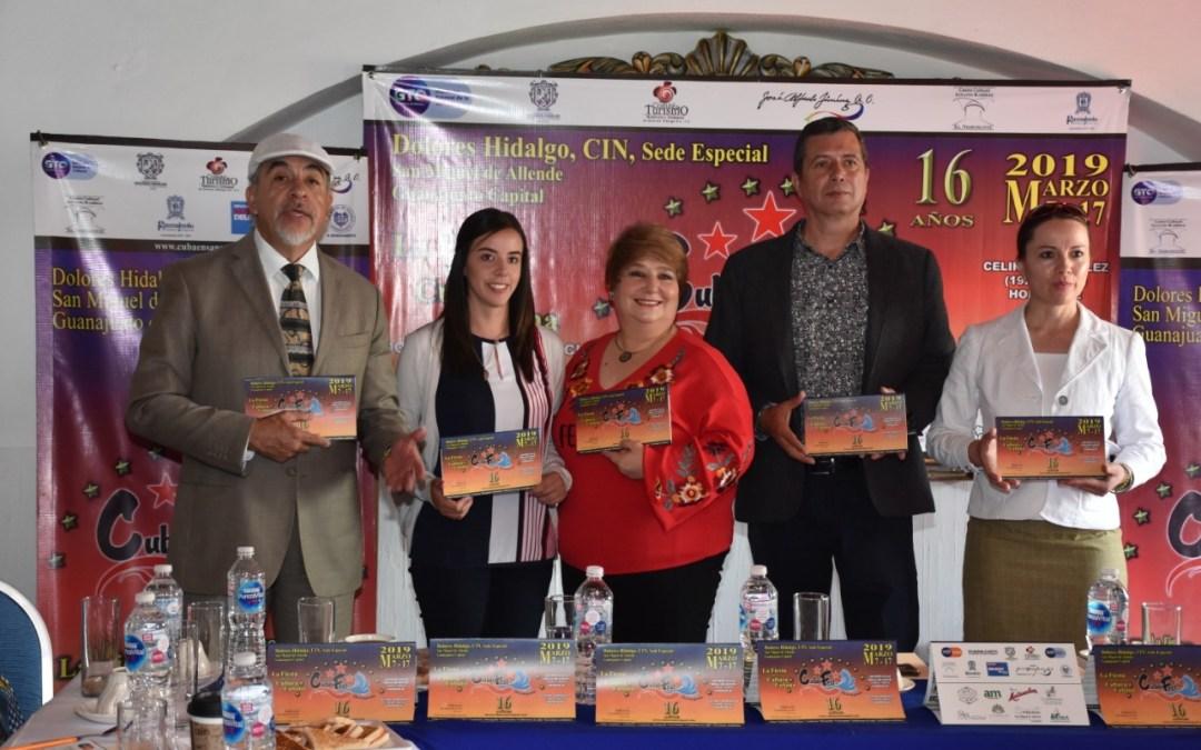 Tendrá CubaFest 2 conciertos en Guanajuato Capital