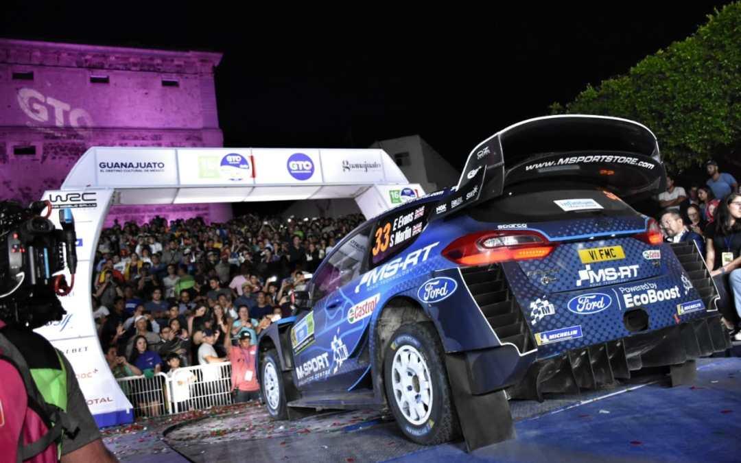 ¡Estalla la Alhóndiga con arrrrranque del Rally 2019!
