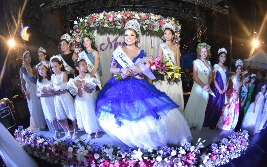 ¡Qué wapa!: Marina es la nueva reina de Guanajuato Capital