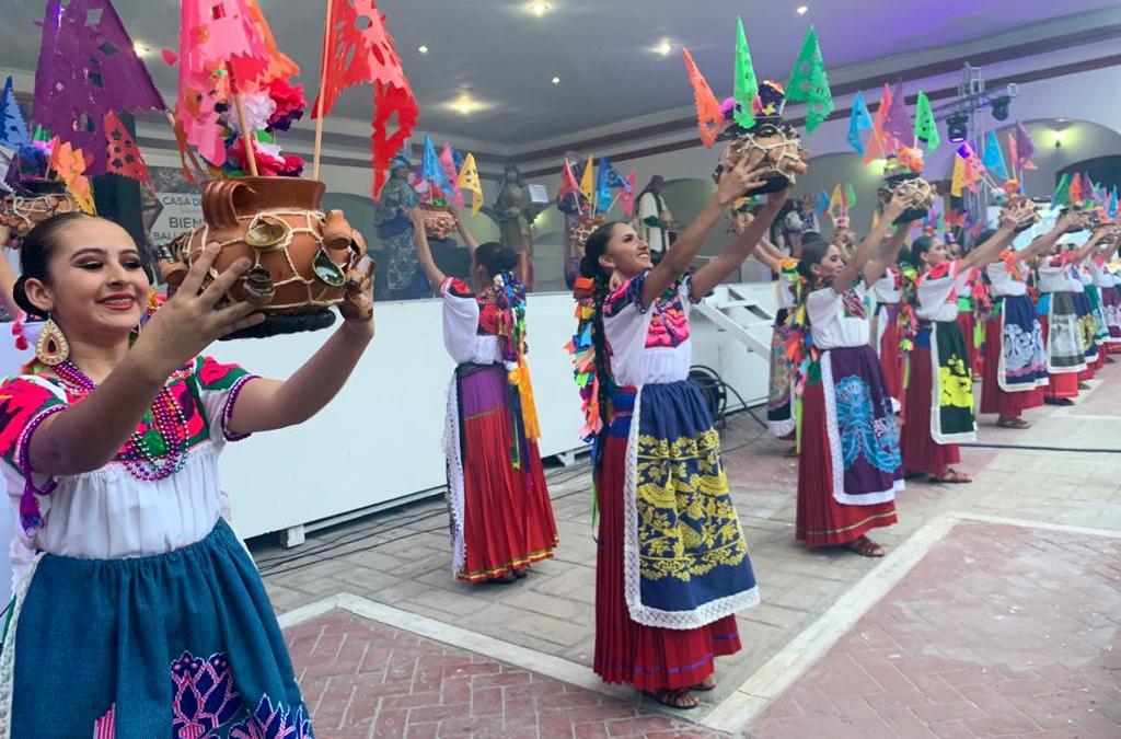 MUY CHIDO: Llevan cultura silaoense a otras partes del estado