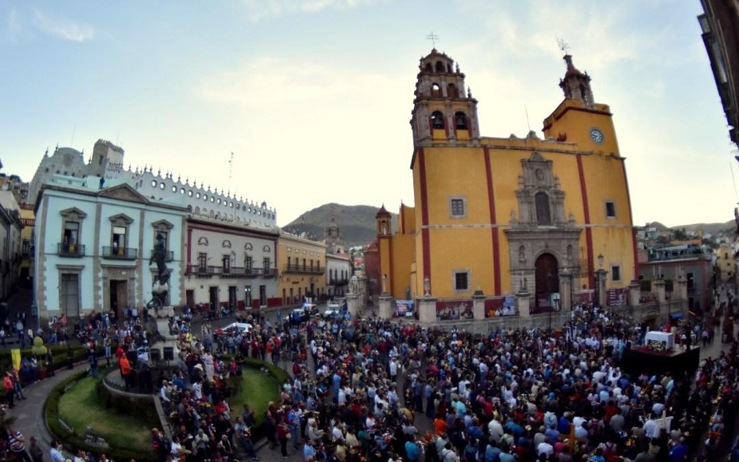Es la Capital lo más destacado del estado de Guanajuato: Mitofsky