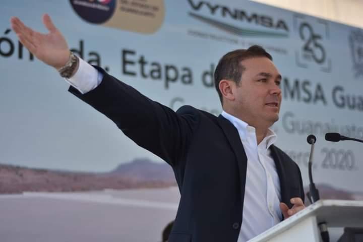 #FUERZA: Crece Navarro en ranking Mitofsky de aceptación ciudadana