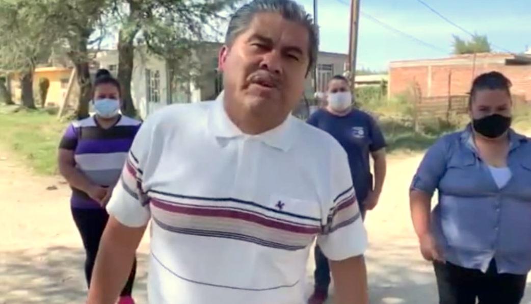 Respaldan delegados reelección de Toño Trejo