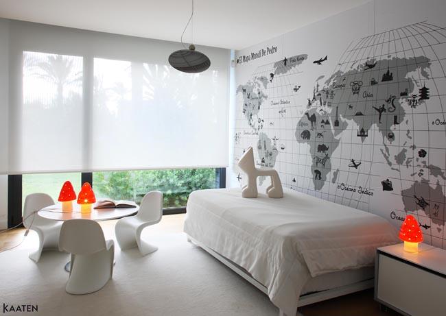 Estores y cortinas en la decoracin escandinava  Estilo