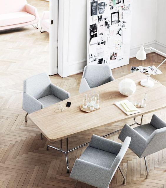 sillas de oficina estilo nordico 01