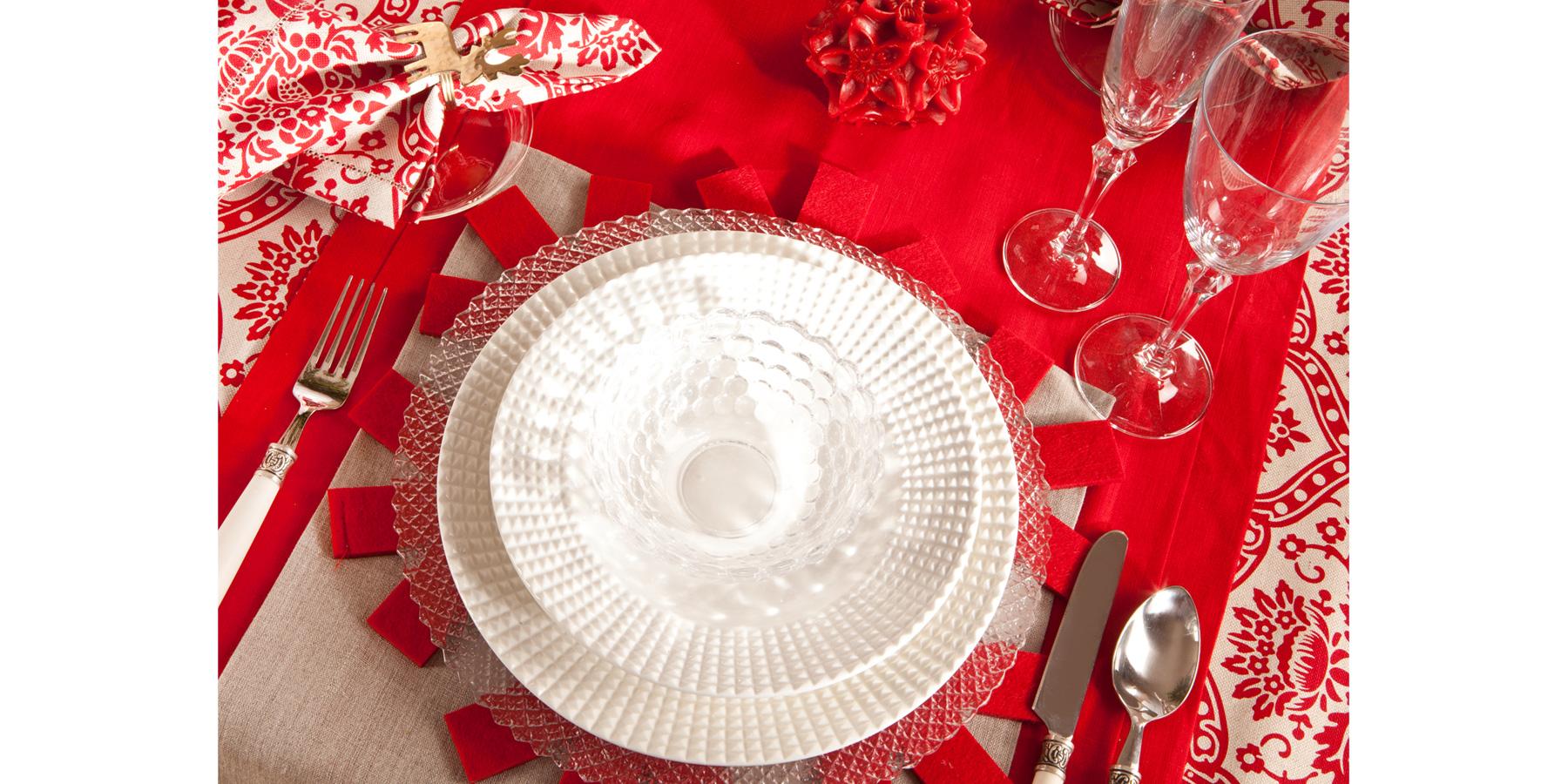 ideas para decorar mesa en Navidad  Estilo Escandinavo