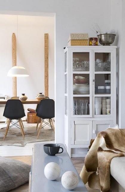 change cupboard doors kitchen wood top island alacenas, un mueble con mucho encanto | estilo escandinavo