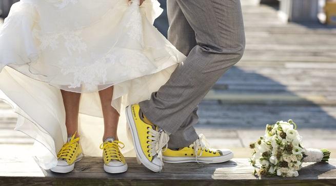 Zapatos de novia alternativos para la boda  Estilos de