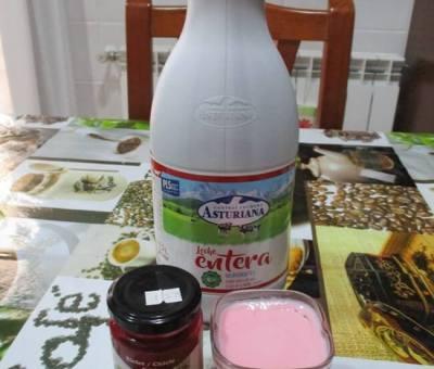 Yogurt con Sabor a Chicle en Yogurtera Multi Delices de Tefal