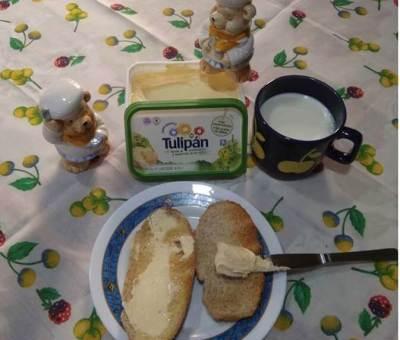 Review de la nueva Margarina Tulipán Simplemente