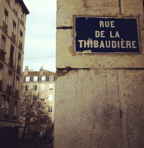lyon 7 Thibaudiere immobilier