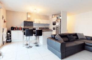 A vendre appartement T4 Bron
