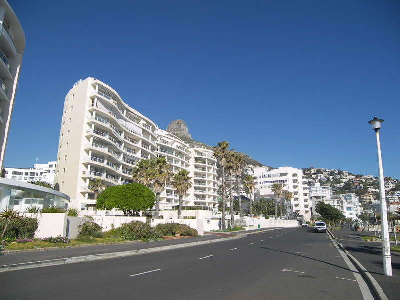 Apartment Block, Bantry Place Flat in Cape Town South Africa