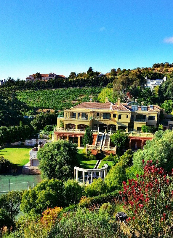 Tuscan Style Villa in Price Drive - Constantia Cape Town, Western Cape - South Africa - On Sale: 80 Million Rands