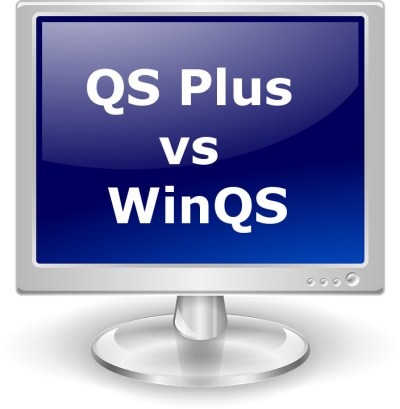 QSPlus_WinQS Estimating Software