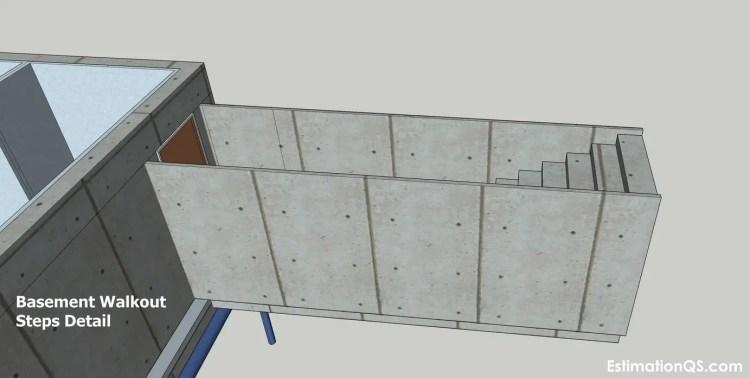 Basement Walkout Steps Detail_6 CUT