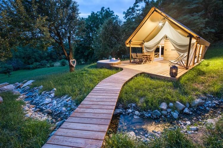 Chateau Ramsak Vineyard Glamping Resort Maribor Slovenia Glamorous Camping (2)