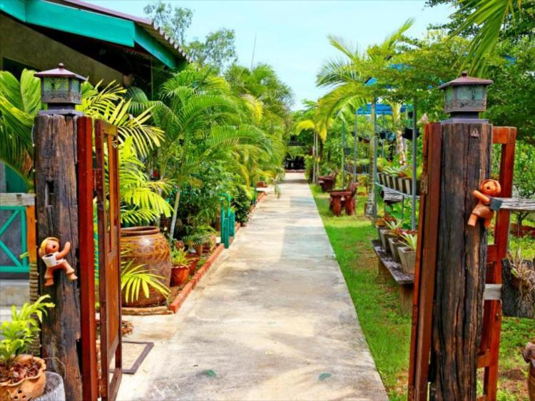 Pop Riverside Homestay, Mueang Trat District, Thailand