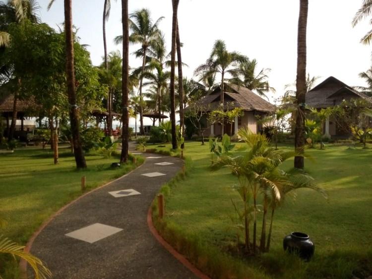 Silver Beach Hotel Ngapali Beach Ngapali Rakhine Myanmar