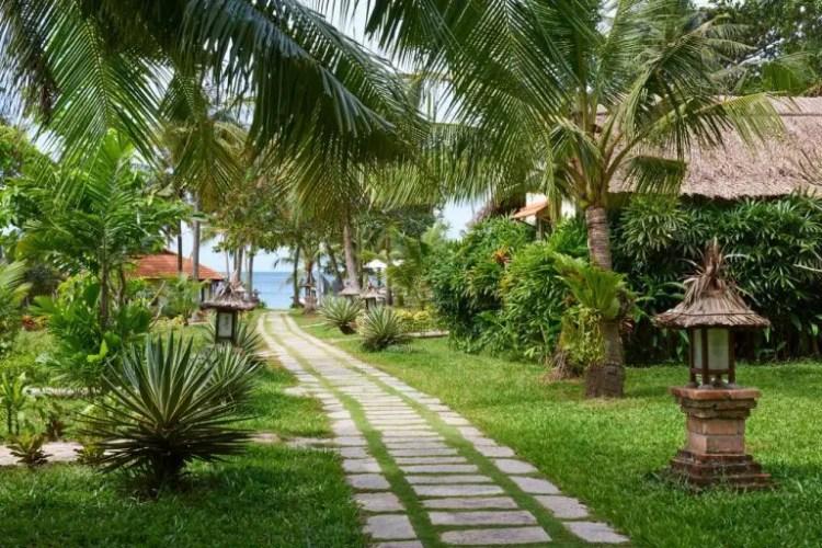 Tan Huong ky Nghi Hoan Hao Cung, Phu Quoc Island, Co Bai Tam Rieng Bungalows Vietnam