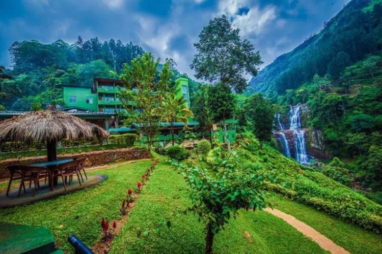Ramboda Falls Hotel, 76 Nuwara Eliya Road, Ramboda, Nuwara Eliya, Sri Lanka