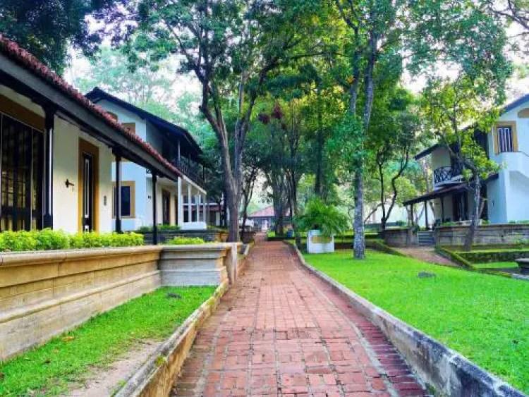 Cinnamon Lodge, Habarana, Sri Lanka