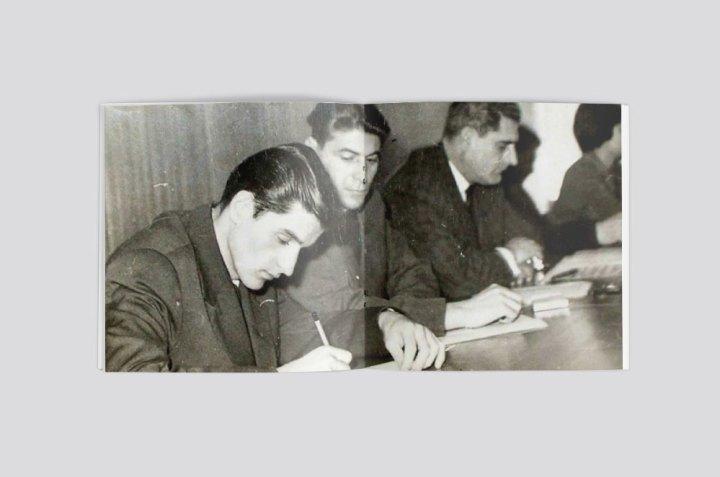 Homenaje Aram Slobodian