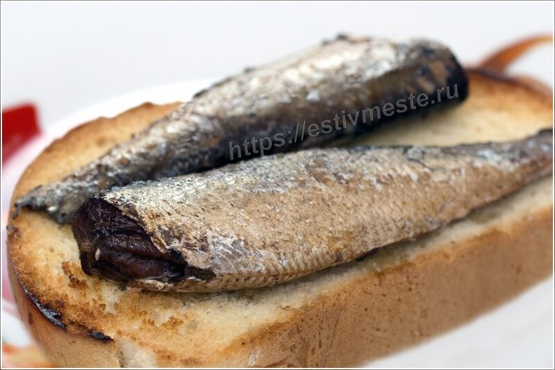 Готовлю шпроты сам — пошаговый фото рецепт приготовления кильки и другой мелкой рыбы