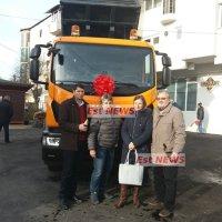 Cea mai serioasă investiție din ultimii 27 de ani pentru firma de reparații drumuri a Bârladului