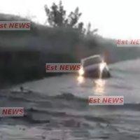 (VIDEO) A doua zi de coșmar, după ploile abundente