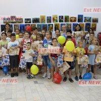 43 de elevi vasluieni, iubitori de arte plastice, au fost premiați