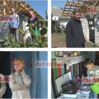 Apelul disperat al părintelui Paraschiv, preotul din Parpanița, pentru șase copii părăsiți de mamă
