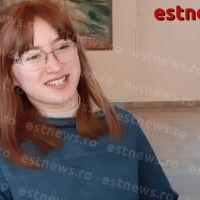 """Agustina, eleva din Argentina care învață la Liceul """"Racoviță"""" din Vaslui, a dat Franța pe România"""