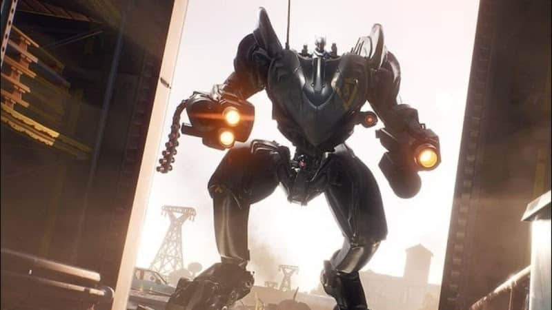 The unpopular B.R.U.T.E mech suit which appeared during Fortnite Season 10