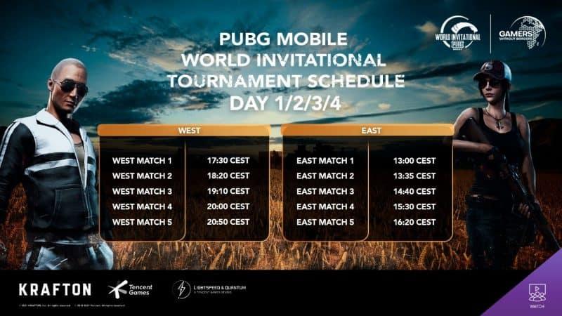 — PUBG Mobile Announces Million Charity Event