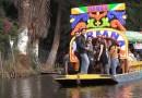 A disfrutar de las Trajineras de Xochimilco.