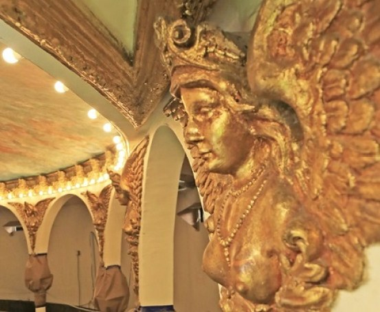 Restauracion Teatro Nacional