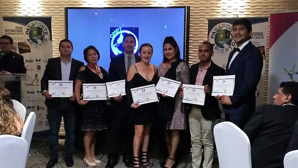 Pasaporte Abierto 2018