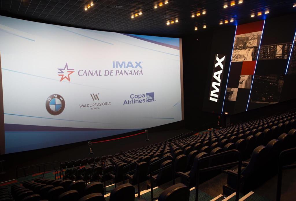 IMAX Canal de Panamá