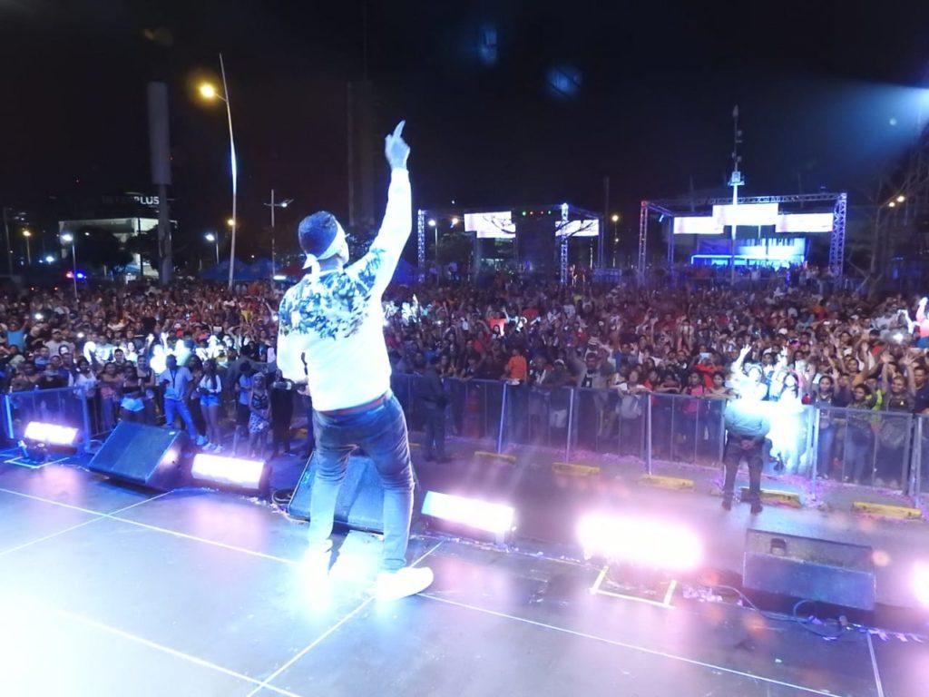Artistas Carnaval de Panamá