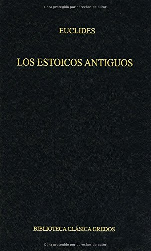 estoicos antiguos Stoicorum Veterum Fragmenta gredos